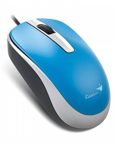 Genius Myš Genius DX-120 modrá