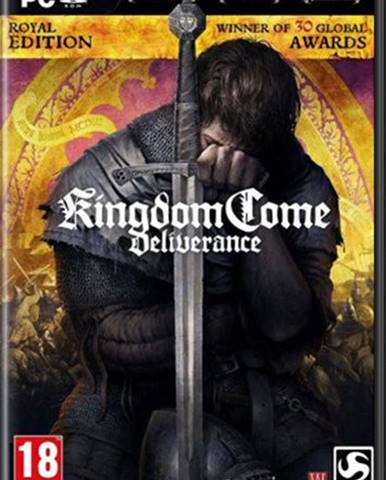 PC hra - Kingdom Come: Deliverance Royal Edition