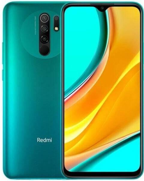 Xiaomi Mobilný telefón Xiaomi Redmi 9 3GB/32GB, zelená