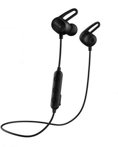 Športové slúchadlá QCY - E2, čierne