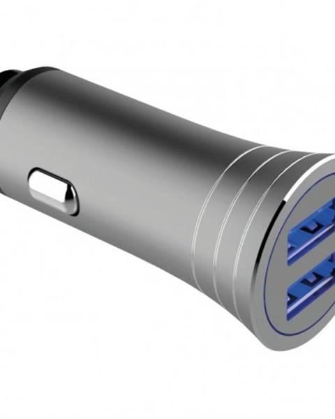 Winner Group Autonabíjačka WG 2xUSB 3,1A + kábel USB Typ C