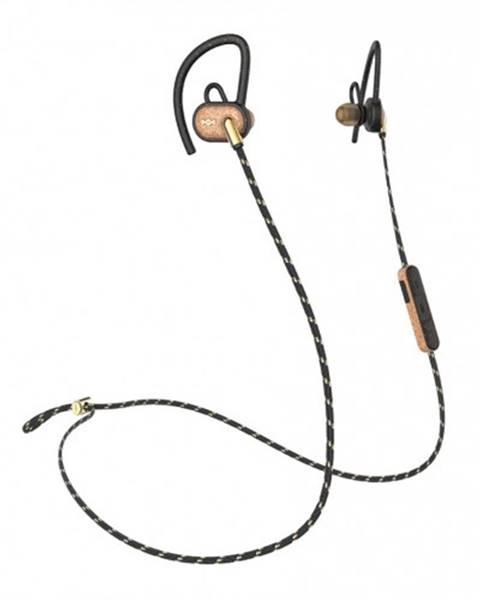 Marley Športové slúchadlá do uší MARLEY Uprise - Brass