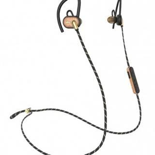 Športové slúchadlá do uší MARLEY Uprise - Brass