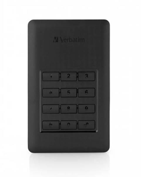 Verbatim Verbatim Secure HDD 1TB USB 3.1