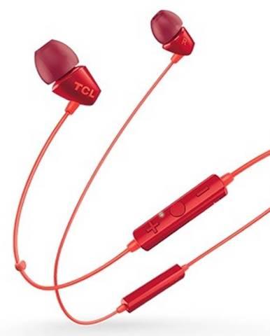 Bezdrôtové slúchadlá TCL SOCL100BTOR, oranžové