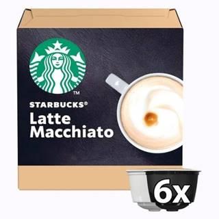 Kapsule Nescafé Starbucks Latte Macchiato, 12ks