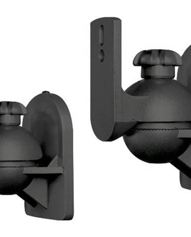 Držiak reproduktora AQ BR01AS, max.3,5kg, 2ks
