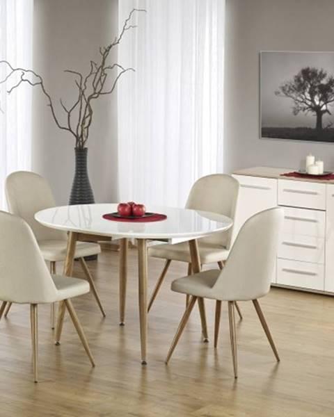 OKAY nábytok Jedálenský stôl Edward rozkladací 120-200x100 cm
