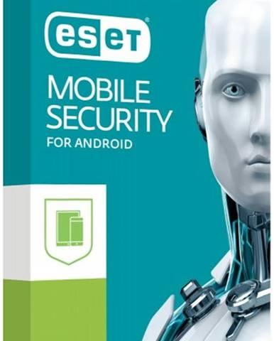 Antivír ESET pre telefóny a tablety s Android, ročná licencia