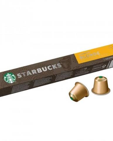 Kapsule Nespresso Starbucks Blonde Espresso Roast, 10ks