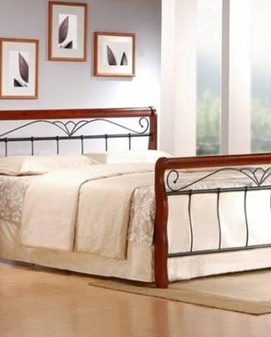 Kovová posteľ Verona 160x200, vrátane roštu, bez matracov