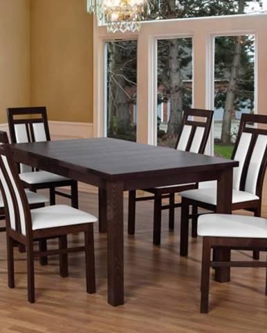 Set 7 - 6x stolička,1x stôl,rozklad