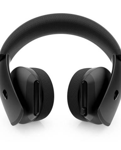 Herný headset Dell Alienware AW310H, mikrofón, čierna