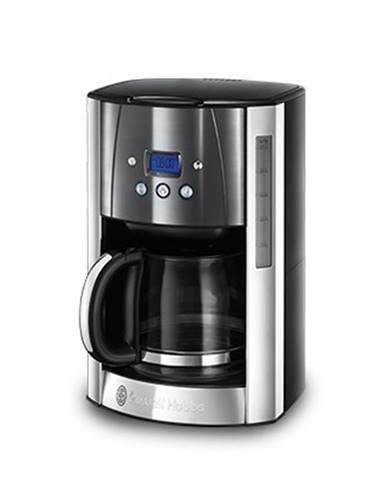 Kávovar Russell Hobbs 23241-56, nerez / čierna