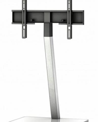 "Stolík pre TV Sonorous PL 2700B-INOX, max. 55 ""a 30kg, čierny"