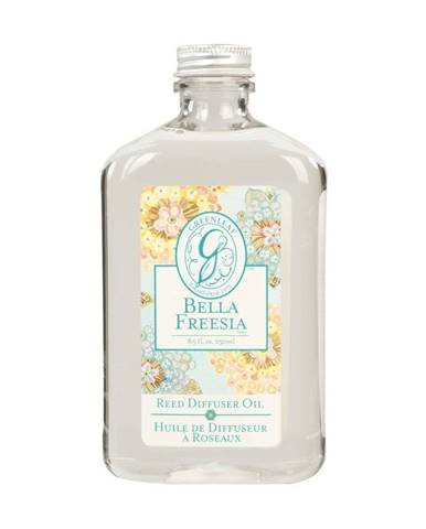 Vonný olej do dizfuzérov Greenleaf Bella Freesia, 250 ml