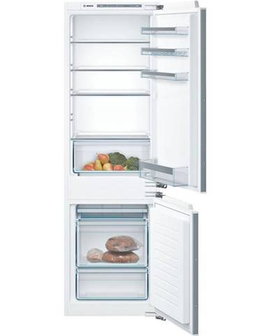 Kombinácia chladničky s mrazničkou Bosch Serie | 4 Kiv86vff0