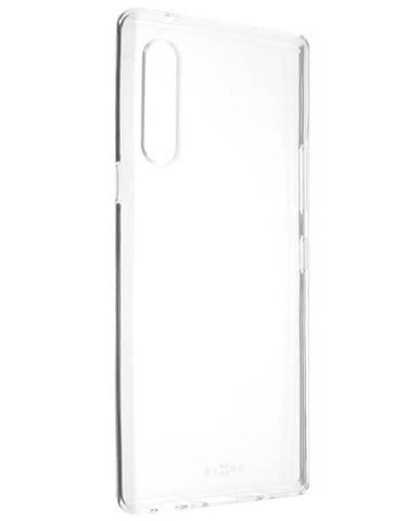 Kryt na mobil Fixed na LG Velvet priehľadný