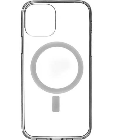 Kryt na mobil WG Comfort Magnet na Apple iPhone 12 mini priehľadný