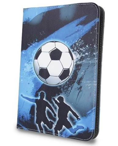 Púzdro na tablet flipové GreenGo Football na tablet 9-10""