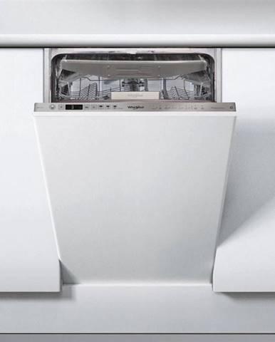 Umývačka riadu Whirlpool Wsio 3O34 PFE X nerez