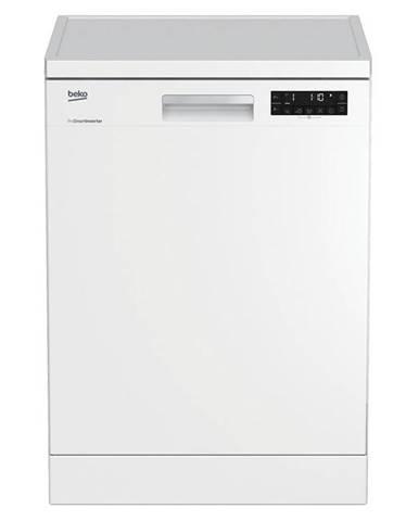 Umývačka riadu Beko DFN 26422 W biela