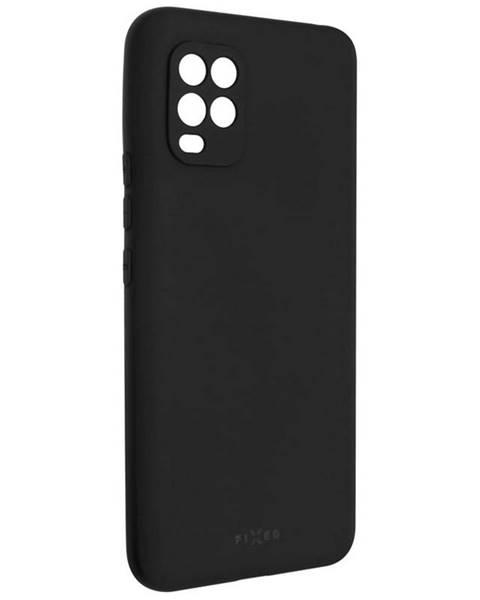 FIXED Kryt na mobil Fixed Story na Xiaomi Mi 10 Lite čierny