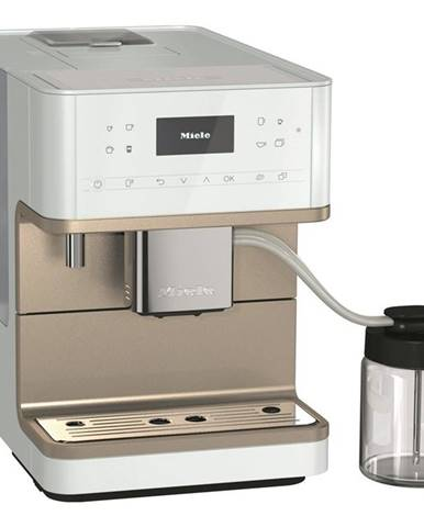 Espresso Miele CM 6360 biele