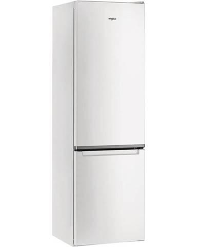 Kombinácia chladničky s mrazničkou Whirlpool W5 911E W 1 biela