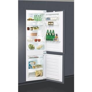 Kombinácia chladničky s mrazničkou Whirlpool ART 66102 biele