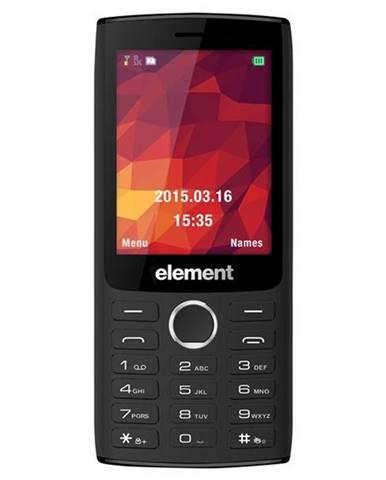 Mobilný telefón Sencor Element P030 čierny