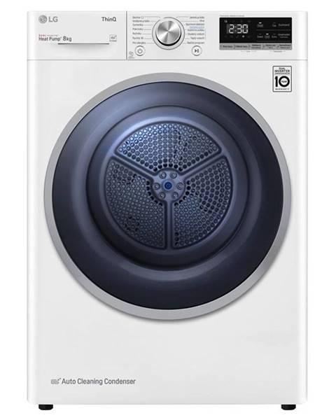 LG Sušička bielizne LG Rc81v5av7q biela