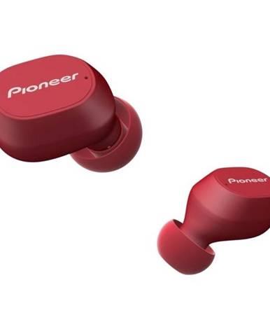 Slúchadlá Pioneer SE-C5TW-R červená