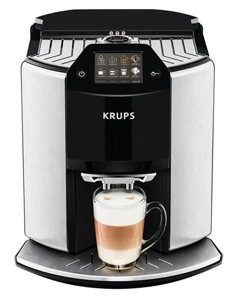 Krups Espresso Krups Barista New Age EA907D31 chróm