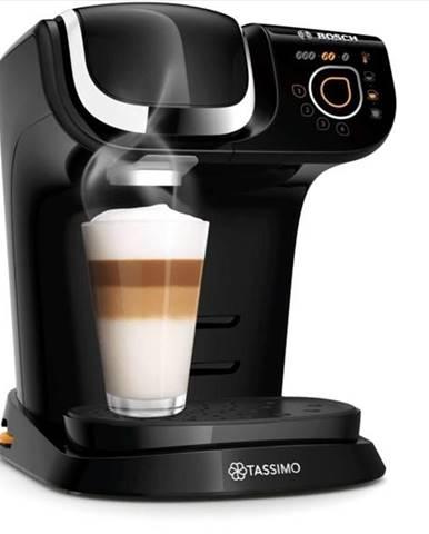 Espresso Bosch Tassimo My Way TAS6502 čierne
