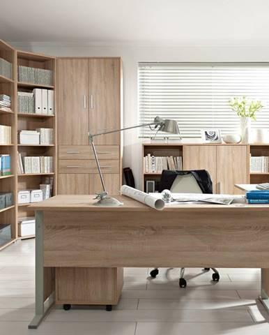 Regál BRW Office - REG4D2S