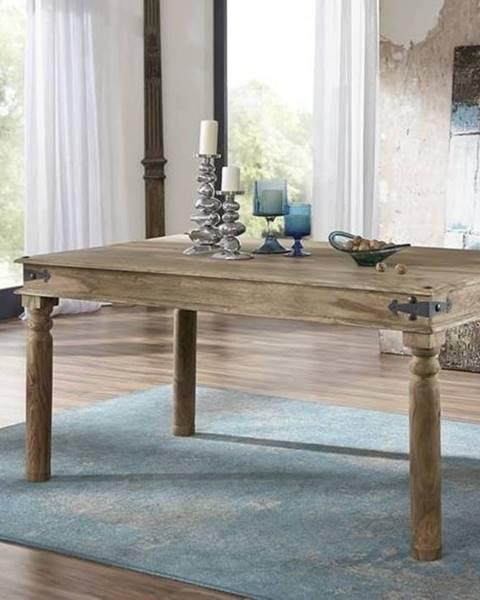 Bighome.sk CASTLE Jedálenský stôl 160x90 cm, palisander