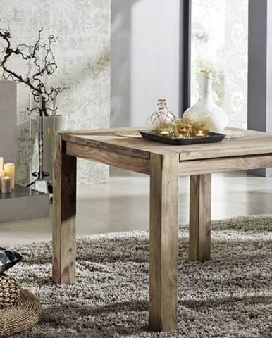 GREY WOOD Jedálenský stôl 90x90 cm, palisander