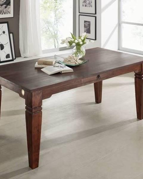 Bighome.sk SUNO CAMBRIDGE Jedálenský stôl 180x90 cm, akácia