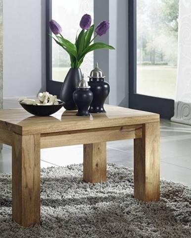 LIGHT WOOD Konferenčný stolík 70x50 cm, palisander