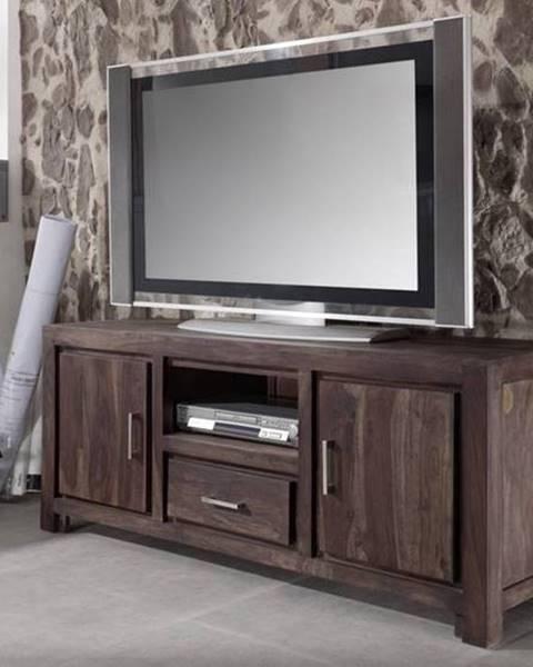 Bighome.sk MONTANA TV stolík 145x60 cm, palisander