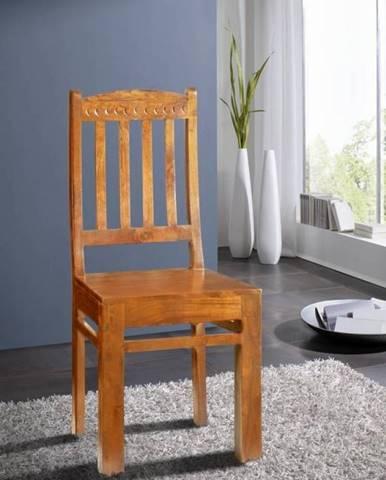 CAMBRIDGE HONEY Jedálenská stolička
