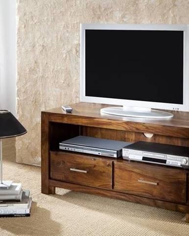 DAKOTA TV stolík 110x55 cm, palisander