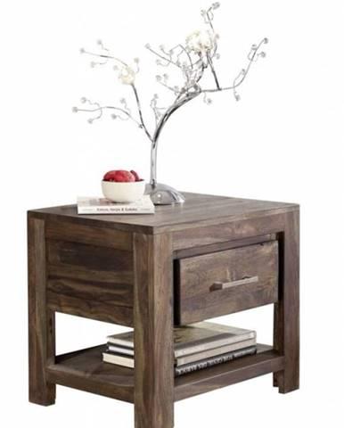 MONTANA Nočný stolík 50x40 cm, palisander