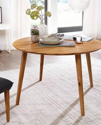 CANBERRA Jedálenský stôl 75x75 cm, dub