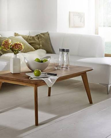 DARWIN Konferenčný stolík 110x65 cm, dub