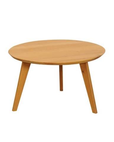 DARWIN Konferenčný stolík 70 cm, dub