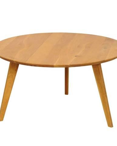 DARWIN Konferenčný stolík 90 cm, dub