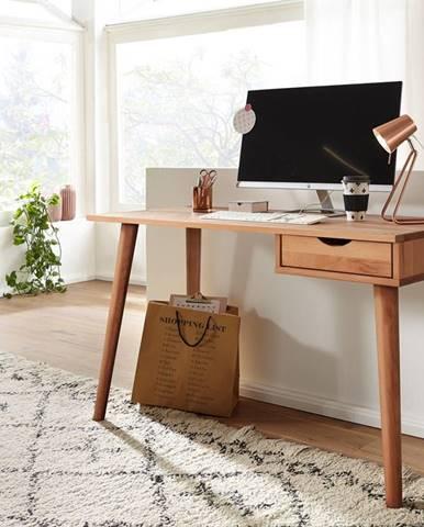 MELBOURNE Písací stôl 120x55 cm, buk