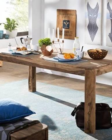 MONTREAL Jedálenský stôl Klasik 160x90 cm, palisander